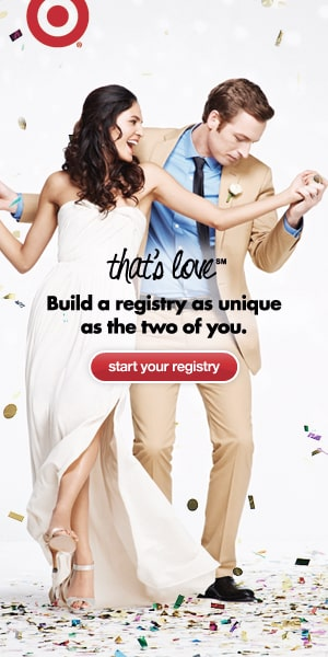 Target Wedding Registry