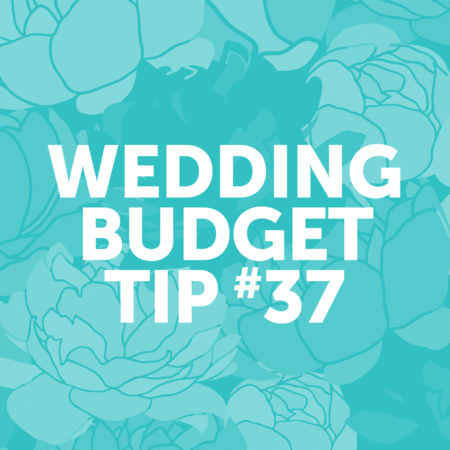 Wedding Budget Tip #37: Think outside the box for your wedding catering.