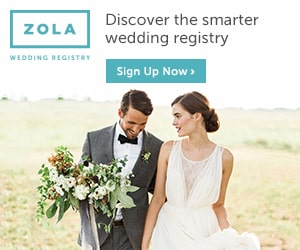 Zola Universal Wedding Registry
