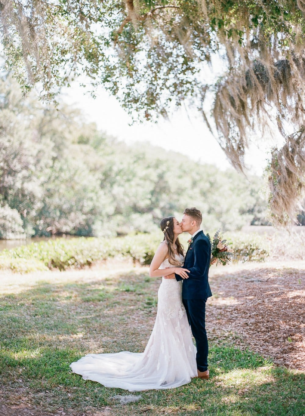 Backyard Wedding in St. Pete