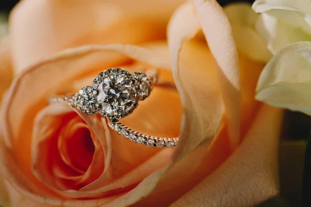 Romantic Navvy Wedding in CA