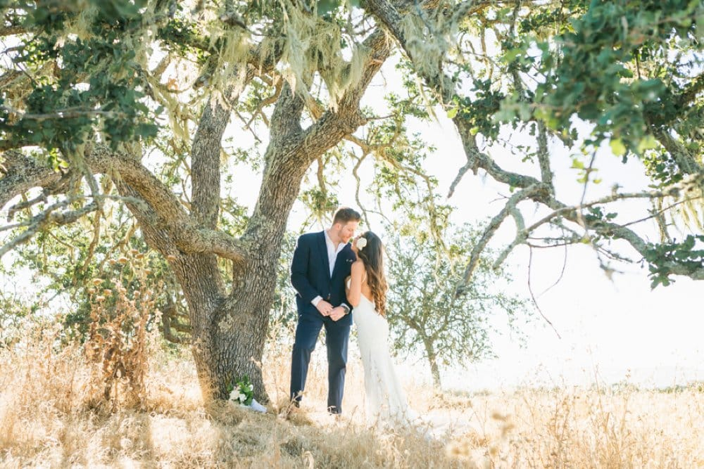 Sunny California Destination Wedding