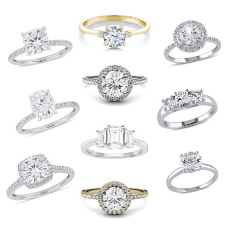 engagement rings from @Walmart