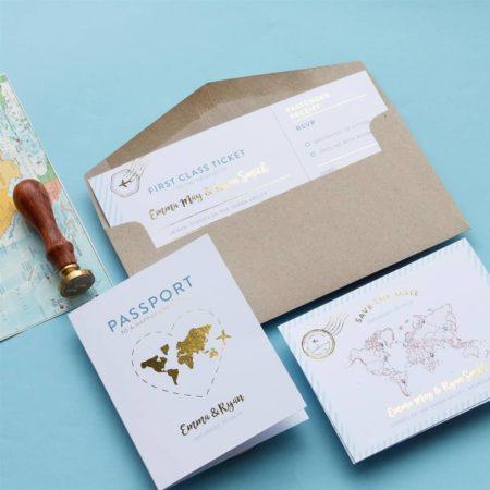 Paperlust.co wedding invitations