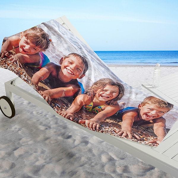 personalization mall custom printed photo towels