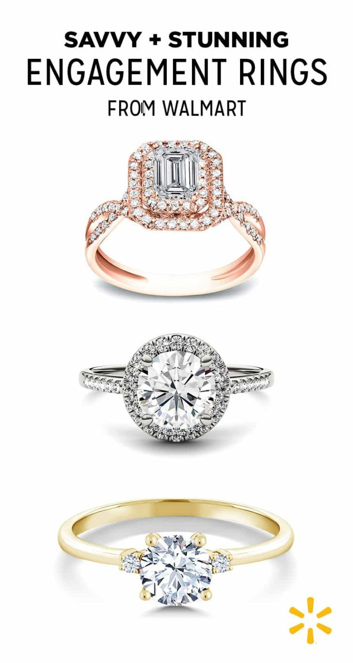 savvy engagement rings from @Walmart
