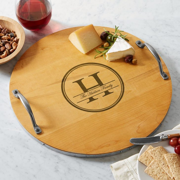 serving tray - personalized gifts for couples