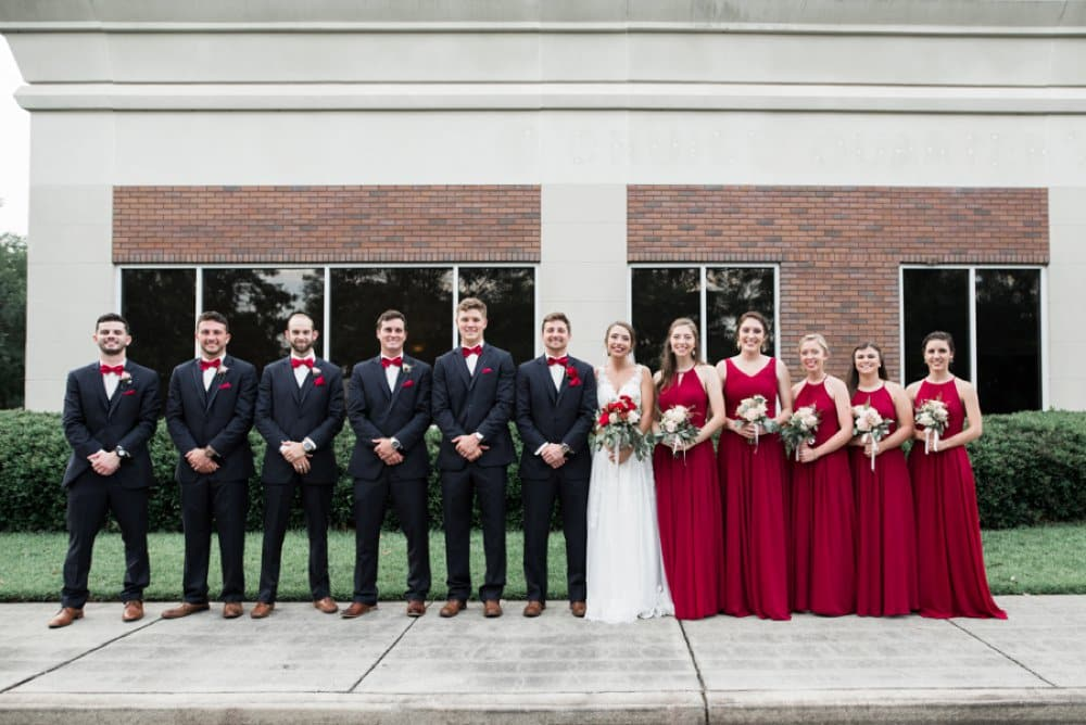 Alabama Church Wedding