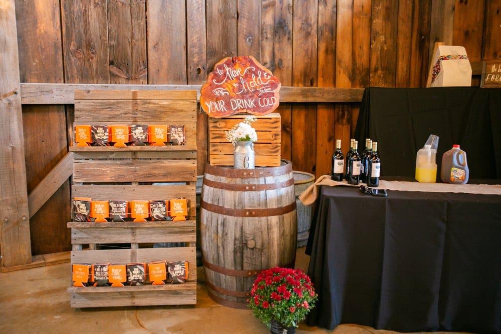 Beautiful Big Barn Wedding