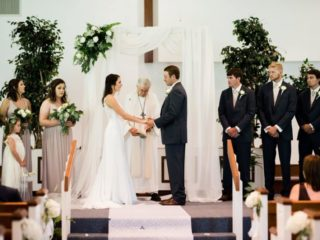 Swift Church Wedding in Alabama