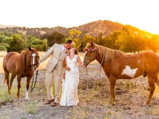 California Country Bride