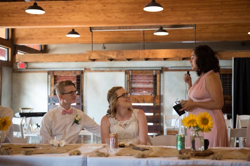 Minnesota Morning Wedding