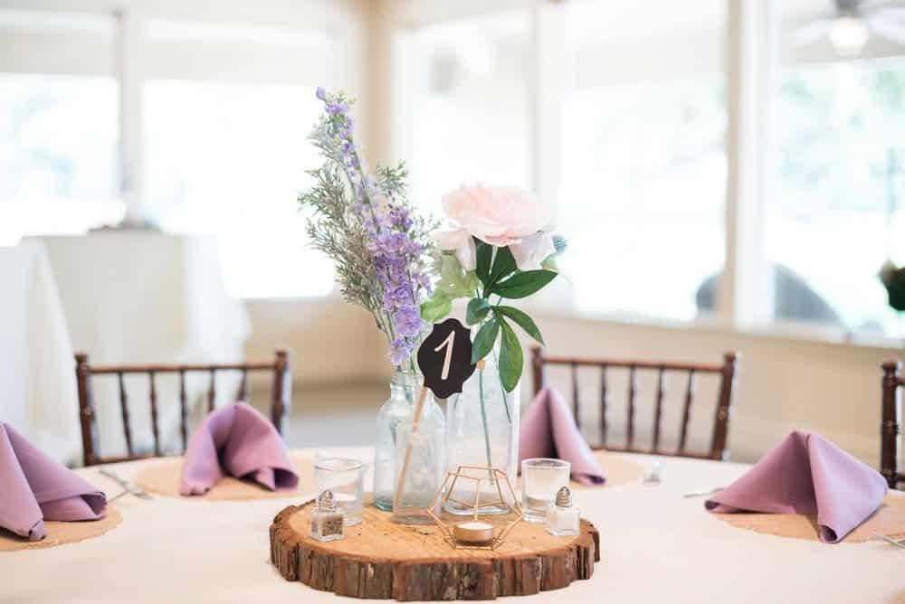 Lavender, Love, Laughter - CA Wedding