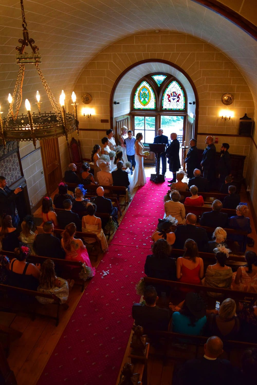 Small Summer Wedding in Scotland
