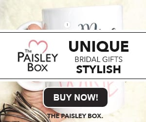 The Paisley Box Bridesmaids Gifts