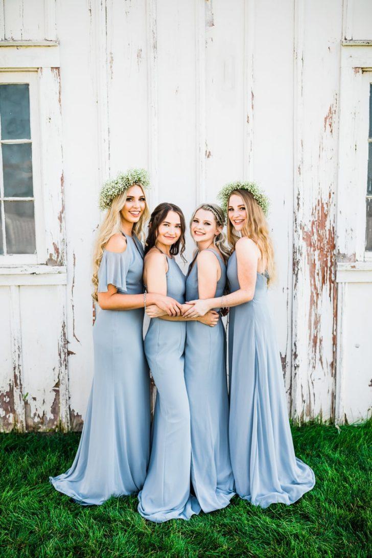 dessy thread cheap bridesmaids dresses