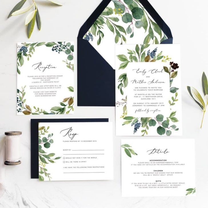 timberwink printable wedding invitations