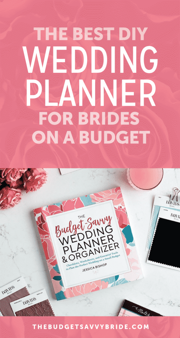 the best diy wedding planner for brides on a budget