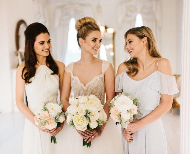 The Sophia Collection - Silk Wedding Flowers - Fresh vs Faux