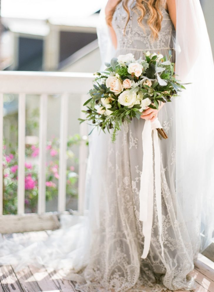The Olivia Collection - Silk Wedding Flowers - Fresh vs Faux