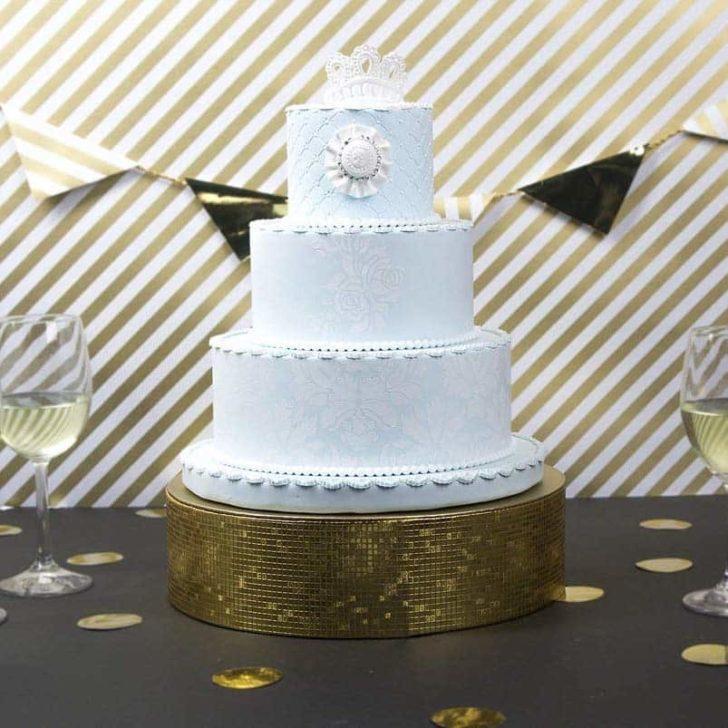 amazon wedding decor - wedding cake stand