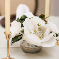 Shelbie Centerpiece - Something Borrowed Blooms