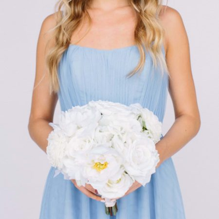 Audrey Bridesmaids Bouquet (Round)