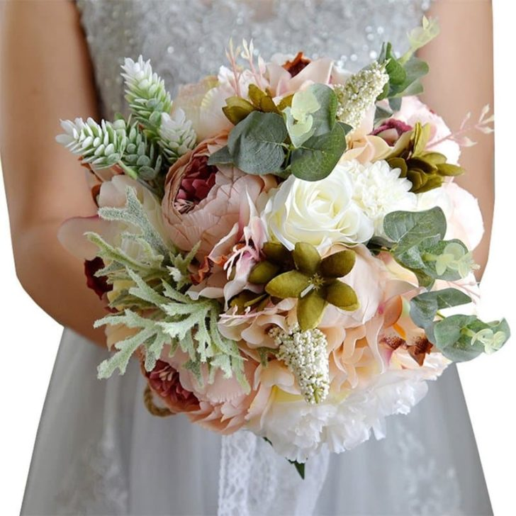 amazon wedding decor - wedding bouquet