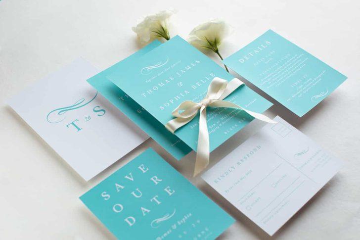 Fifth Avenue Wedding Invitations