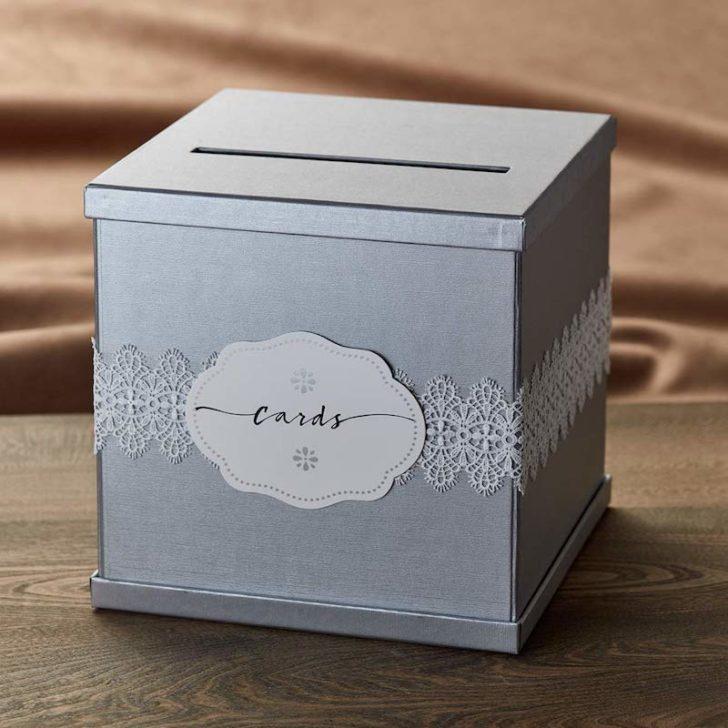 amazon wedding decor - wedding card box