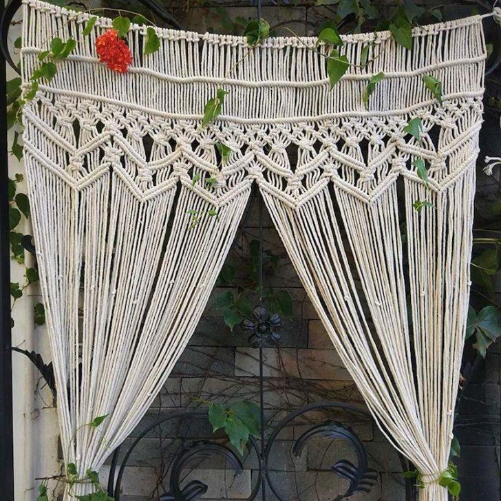 amazon wedding decor - boho curtains
