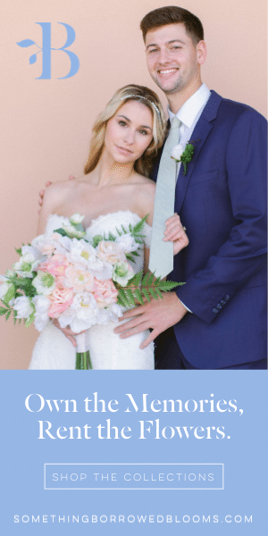 Something Borrowed Blooms - Rent Your Wedding Flowers
