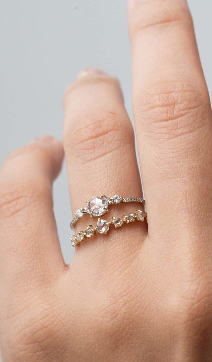 odette engagement ring from catbird
