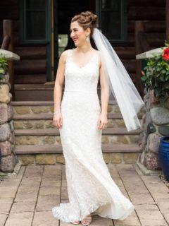 Buy a designer wedding dress from NearlyNewlywed