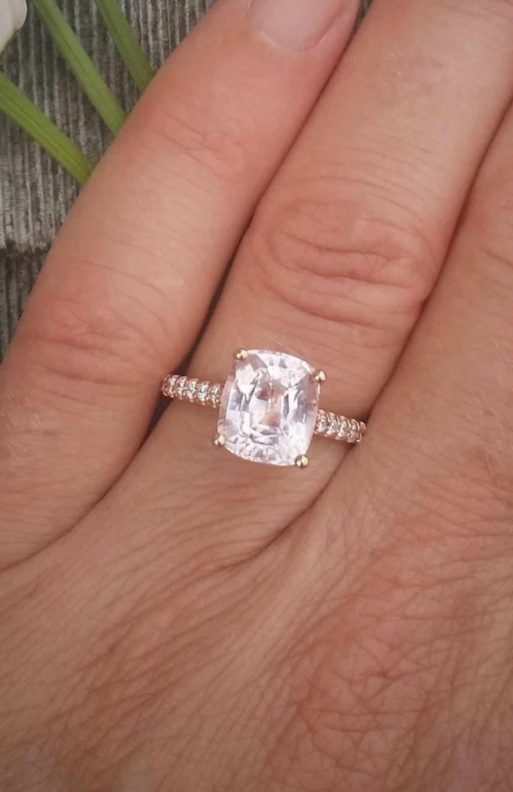 ethical engagement ring from pristinegemstones on etsy