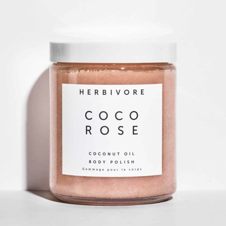 herbivore body polish scrub