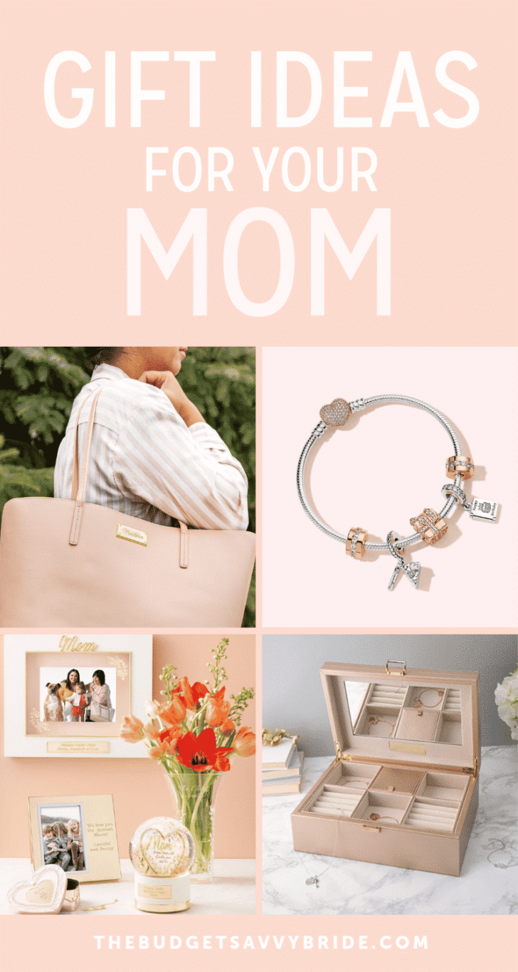 gifts for mom mother of the bride