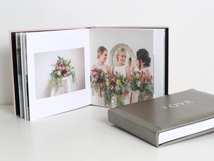 Say Yes To Creating Your Own Custom Wedding Album