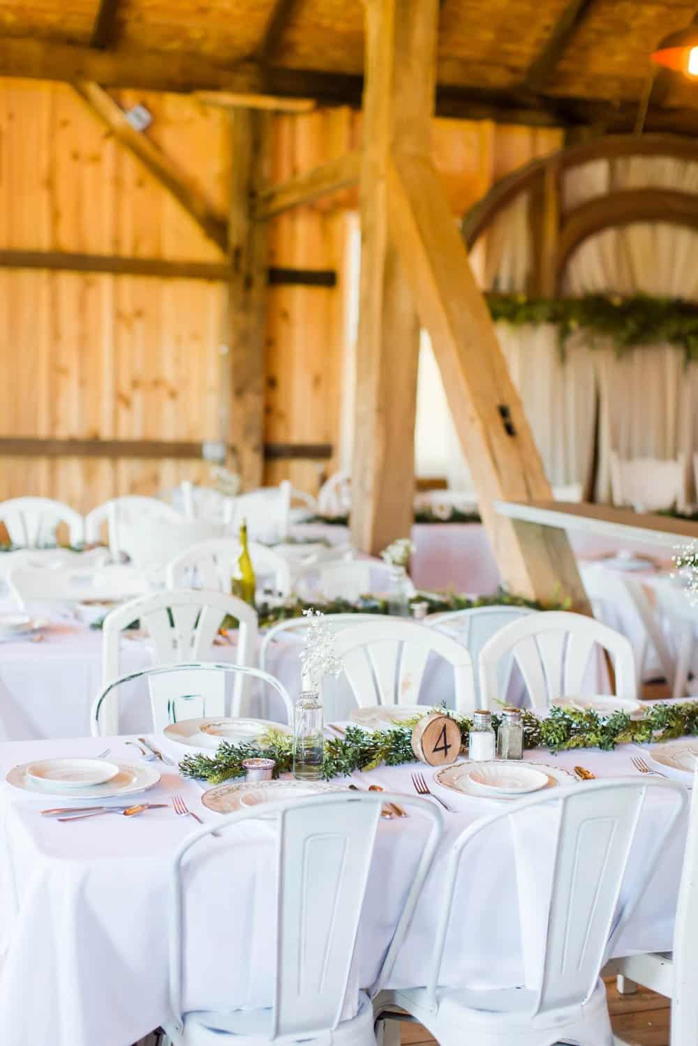 Flirty Floral Summer Wedding
