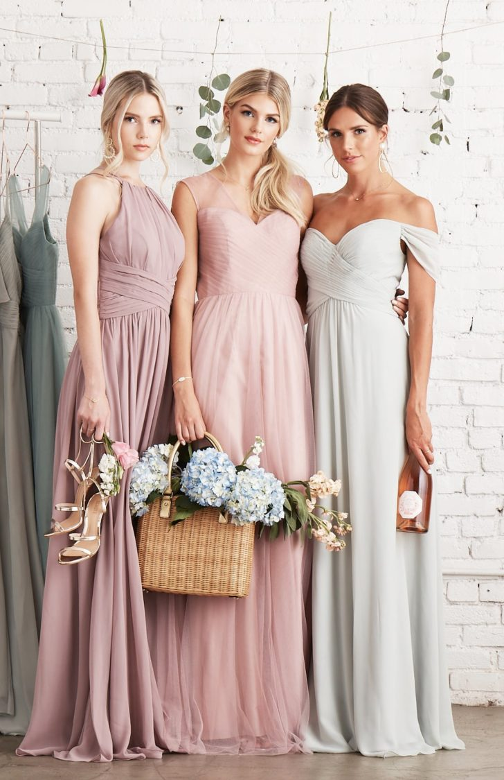 Cheap bridesmaid dresses from Birdy Grey