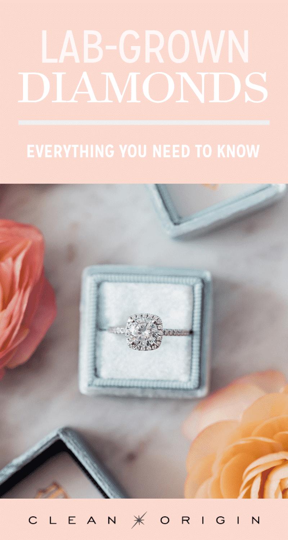 lab grown diamonds: everything you need to know!