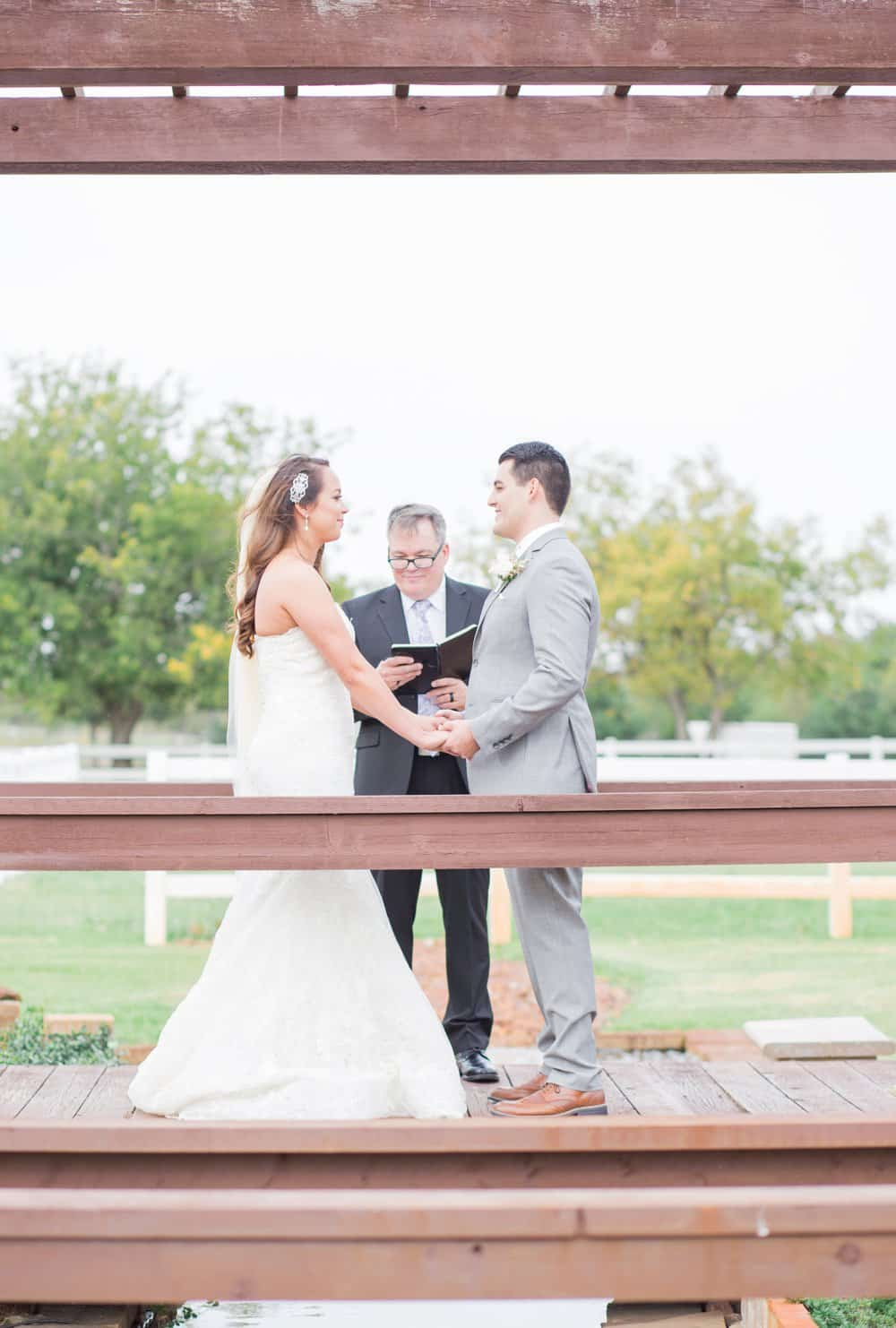 AirBnB Wedding in Texas