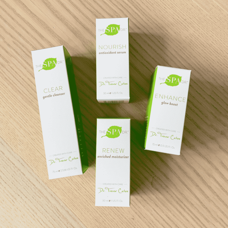 The Spa Dr Natural Skincare