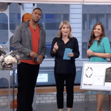 strahan and sara - gma - save money on a wedding