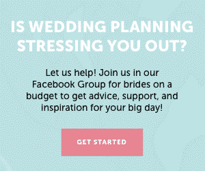 Facebook Wedding Planning Group