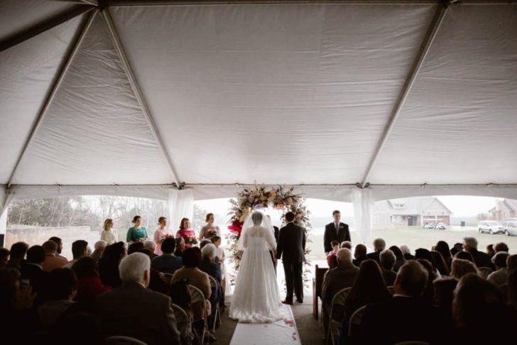 Vintage Pastel Wedding