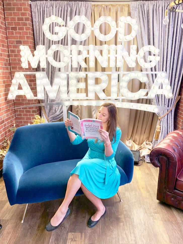 good morning america budget savvy bride