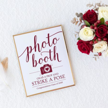Printable Wedding Sign Bundle