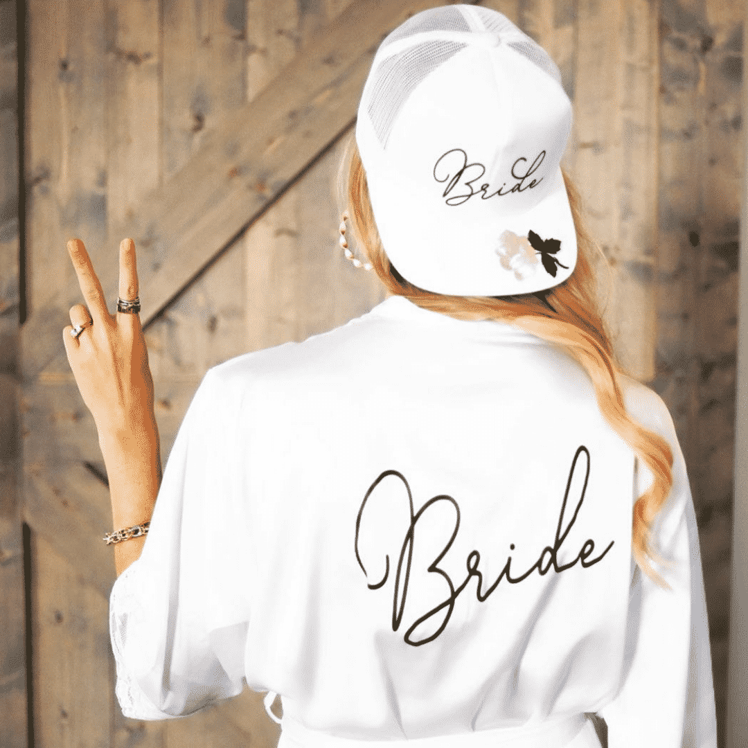 Lucky Maiden Bridal Accessories and Gifts