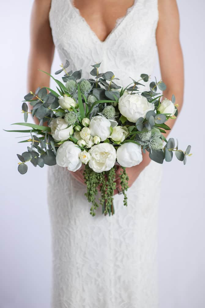 Jane Bridal Bouquet Something Borrowed Blooms